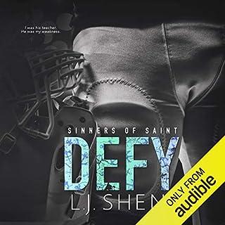 Defy audiobook cover art