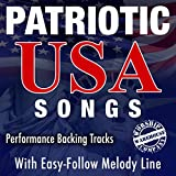 Patriotic USA Song - Performance Backing Tracks - EP