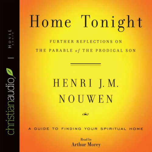 Home Tonight audiobook cover art