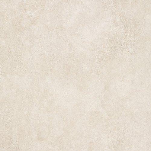 BODENMEISTER BM73340 Klick Laminat-Boden Steinoptik, rundum gefast 4 V-Fuge, Betonoptik Sicht-Beton hell weiß, 605 x 282 x 8 mm