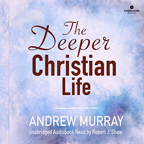 The Deeper Christian Life  By  cover art