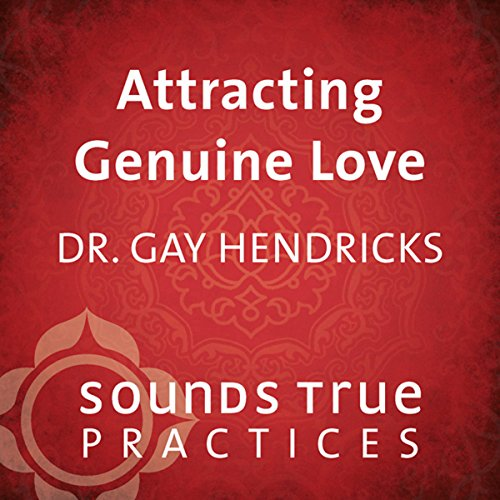 Attracting Genuine Love audiobook cover art