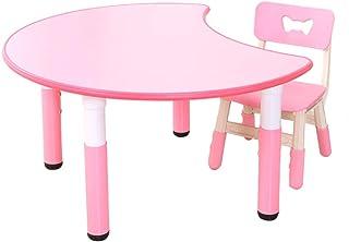 Amazon.fr : table de jardin plastique - Rose
