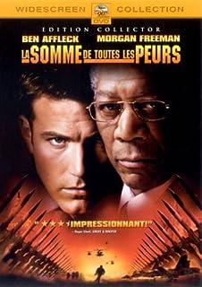 Somme De Toutes Les Peurs (DVD) 2010