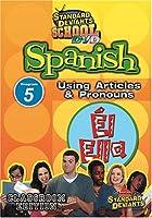 Standard Deviants: Spanish 5 Articles & Pronouns [DVD] [Import]
