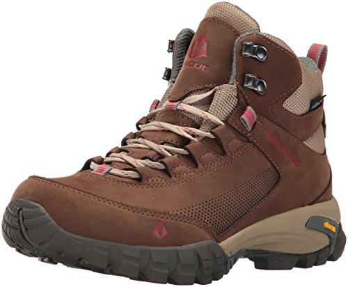 Vasque Women's Talus Trek UltraDry Hiking Boot, Gargoyle/Damson, 7.5 M US