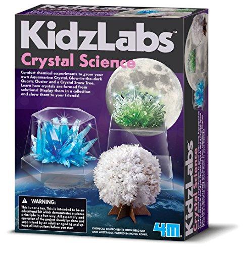 4M - Crystal Science, Juguete Educativo (004M3917)