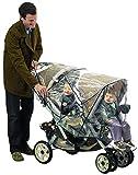Babies R Us Tandem Stroller Rain Cover