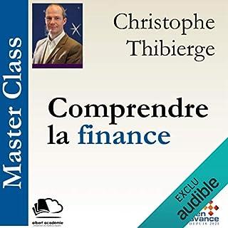 Couverture de Comprendre la finance