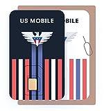 Prepaid SIM Card (US Mobile) - Custom Plans...