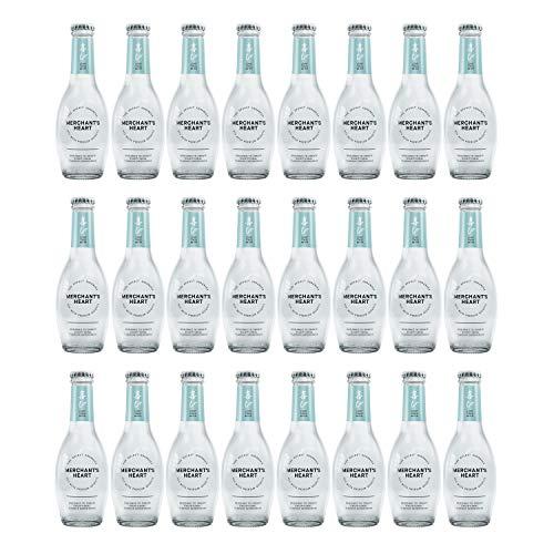 Merchant's Heart Light Tonic Water 200ml glazen fles – Pack van 24