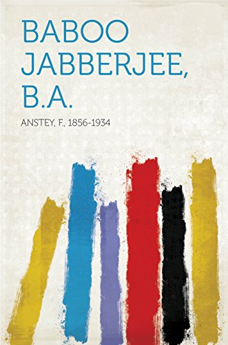 Baboo Jabberjee, B.A. (English Edition)