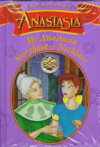 My Anastasia Storybook & Necklace: With Key Charm