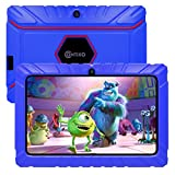 Contixo Kids Tablet V8, 7-inch HD, Ages 3-7, Toddler Tablet with Camera, Parental Control - Android 11, 16GB, WiFi, Learning Tablet for Children with Teacher's Approved Apps and Kid-Proof Case, DkBlue