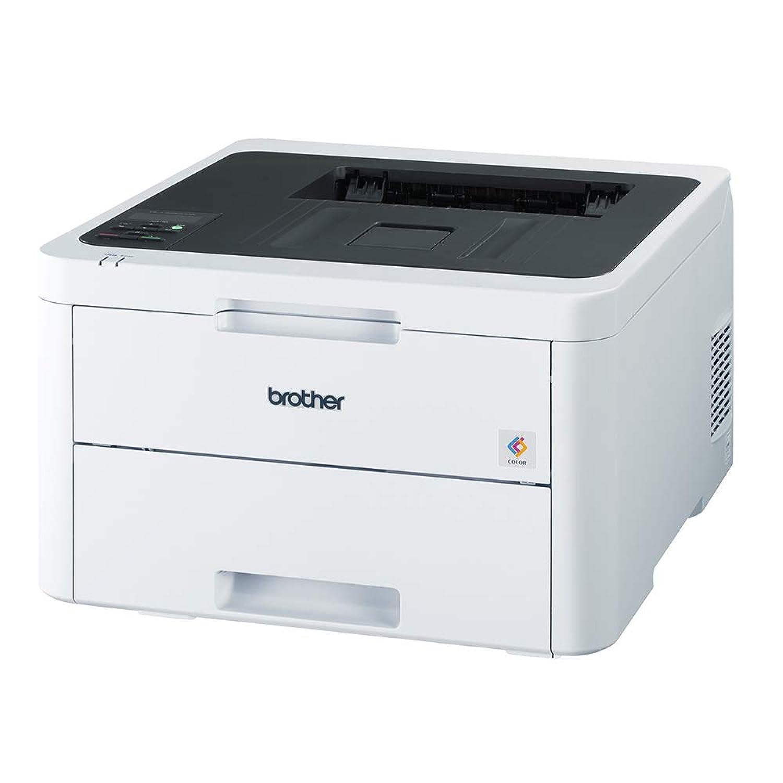 ブラザー レーザープリンター A4カラー/24PPM/両面印刷/有線?無線LAN HL-L3230CDW