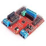 Luoshan Protector de expansión de Sensor Xbee V5 con Interfaz Bluetooth RS485 BlueBee for Arduino