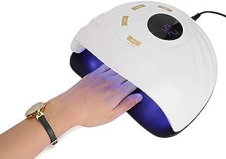 Kit profesional de uñas de Polygel, lámpara de uñas, lámpara de uñas LED Uv Pantalla digital LCD para centros comerciales domésticos para(110~240V, European standard)