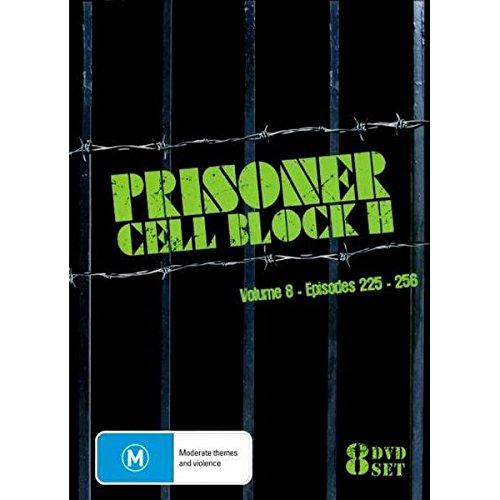 Prisoner: Cell Block H (Vol. 8 Ep. 225-256) - 8-DVD Box Set ( Prisoner ) [ Australische Import ]
