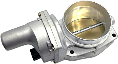 OKAY MOTOR 90mm Throttle Body for Chevrolet Corvette C6 Z06 Camaro SS LS3 LS7 L76 L77 Engine