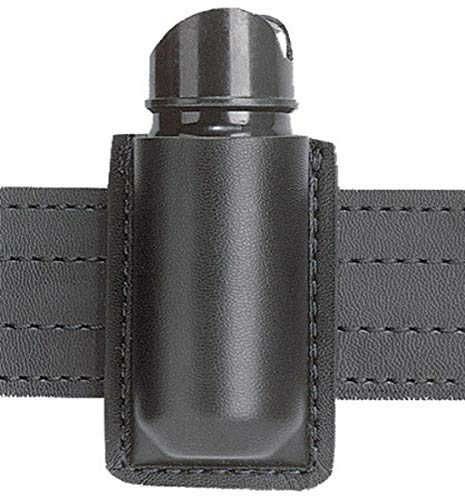 Safariland 37 Open Top OC Spray Holder Black, Plain, MK4