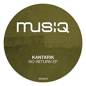 No Return EP