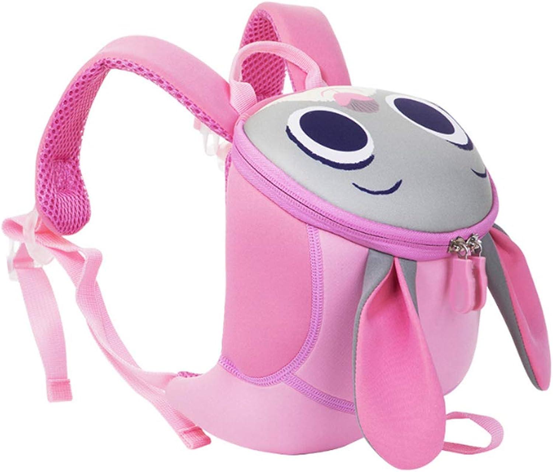 TYZDY Kinder Schultasche niedlichen Hasen Rucksack