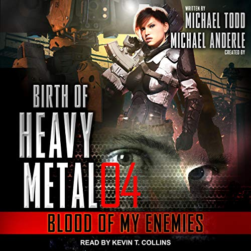 Blood of My Enemies  By  cover art