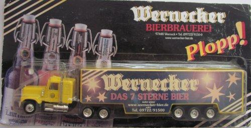 Wernecker Nr.21 - Das 7 Sterne Bier - GMC General - US Sattelzug