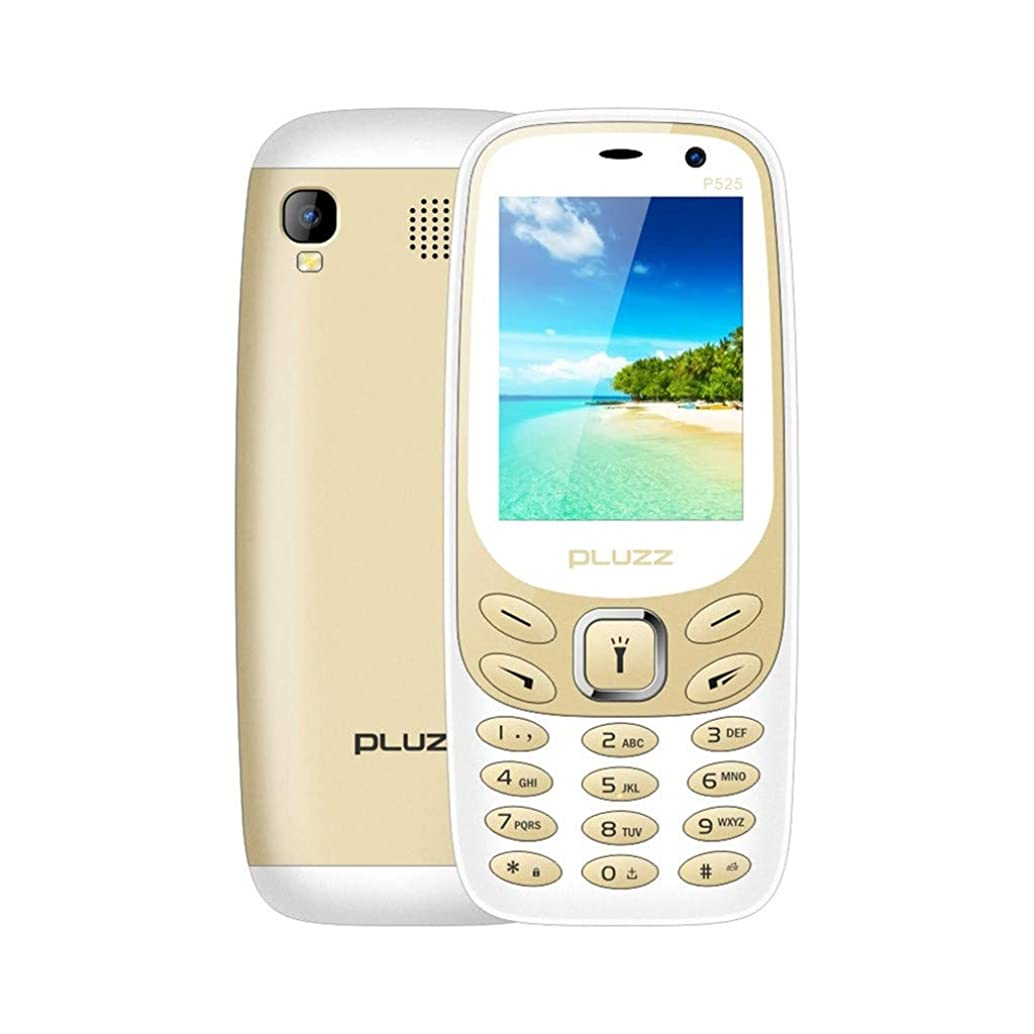 Unlocked Cell Phone Functional Camera 2.4inch Anti-Fall FM Dual SIM Card Easy to Use for Seniors Big Volume