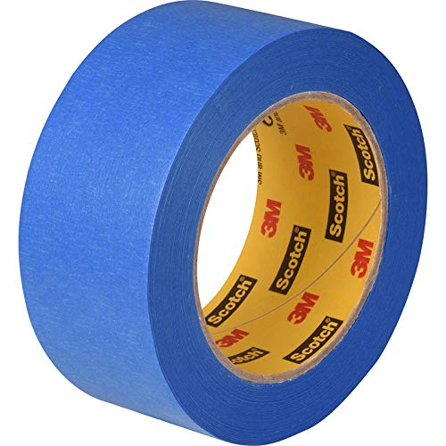 3M Scotch Blue Tape - Cinta adhesiva para impresora 3D (48 mm x 50 m), color azul