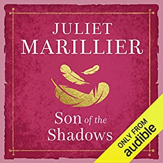 Son of the Shadows     Sevenwaters, Book 2              By:                                                                                                                                 Juliet Marillier                               Narrated by:                                                                                                                                 Rosalyn Landor                      Length: 22 hrs and 11 mins     729 ratings     Overall 4.5
