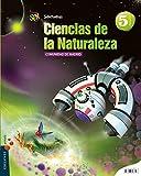 Ciencias de la Naturaleza 5º Primaria (Comunidad de Madrid) (Superpixépolis) - 9788426396372