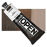 Goldene 0007030-3 5oz -ffnen Acryl Color Paint - Burnt Umber