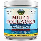 Best Collagen Powders - Multi Collagen Powder Type I II III V Review