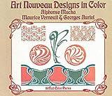 Art Nouveau Designs in Color