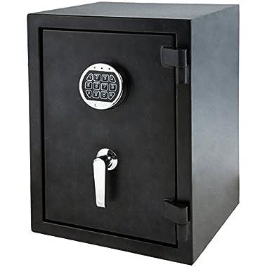 AmazonBasics Fire Resistant Safe - 1.24 Cubic Feet
