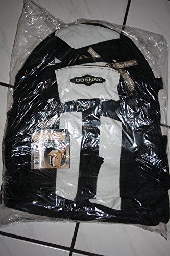 Donnay Rucksack schwarz-weiß