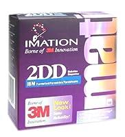 並行輸入品 IMATION 2DD フロッピーディスク 3.5インチ IBMフォーマット品 10枚セット