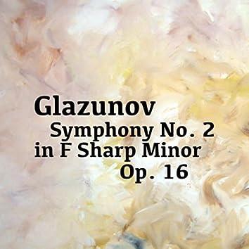 Glazunov Symphony No. 2 in F Sharp Minor, Op. 16