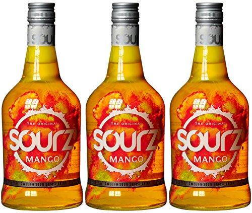 Sourz Mango (3 x 0.7 l)