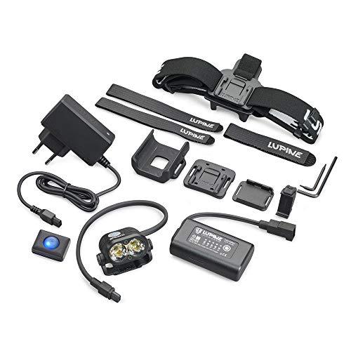 Lupine Piko R 4 SC All-In-One1800 Lumen 3.5Ah Smartcore Akku (mit Bluetoothfernbedienung)