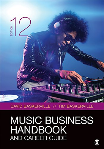 Compare Textbook Prices for Music Business Handbook and Career Guide 12 Edition ISBN 9781544341200 by Baskerville, David,Baskerville, Timothy