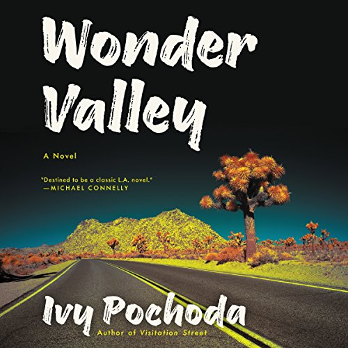 Wonder Valley audiobook cover art