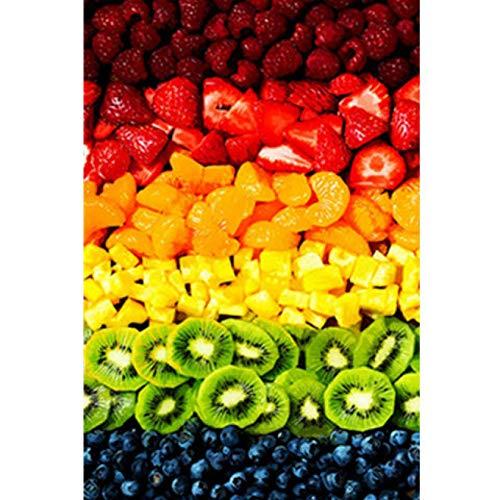 1000 Stuks Voedsel Vruchten Jigsaw Puzzel Voor Volwassenen, Puzzel Sets Voor Familie, Kartonnen Puzzels, Educatieve Spelletjes, Brain Challenge Puzzel Voor Kinderen Childrens