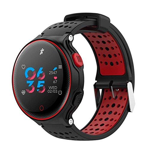 Zhangmeiren X2 Schermo a Colori Intelligente Orologio Bluetooth Cellulare Intelligente Usura Cellulare monitoraggio della frequenza cardiaca pedometro Braccialetto Sportivo Impermeabile