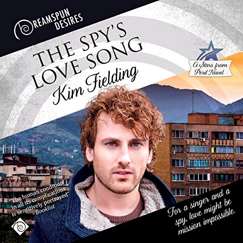 The Spy's Love Song audiobook cover art