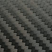 3M DI-NOC CA-421 BLACK CARBON FIBER 2ft x 1ft (2 sq/ft) Flex Vinyl Wrap