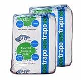 Trapo de algodón Ecotrapo sábana para limpieza o cubremopas. 2 kg