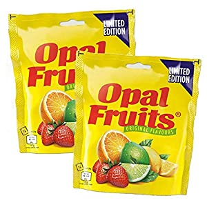 opal fruits original limited edition starburst chewy fruit chews sweets 2 pack Opal Fruits Original Limited Edition Starburst Chewy Fruit Chews Sweets 2 Pack 51Z2V6HpF7L