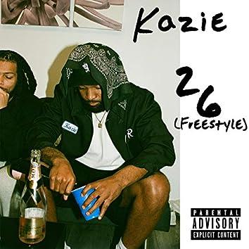 26 (Freestyle)